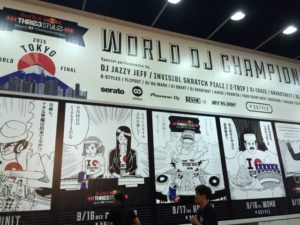 【DJバトル観戦記】Thre3Style DJ Championshipsが東京に!
