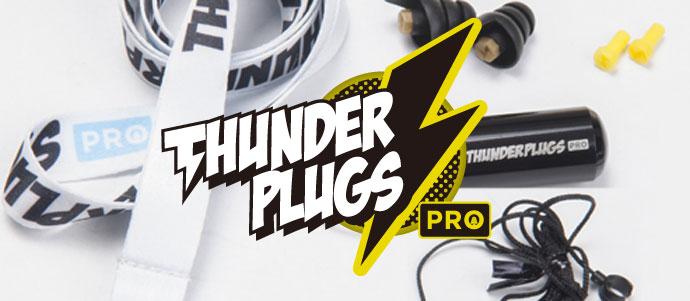 【新製品案内】防音グッズ「THUNDERPLUGS PRO(サンダープラグス プロ)」