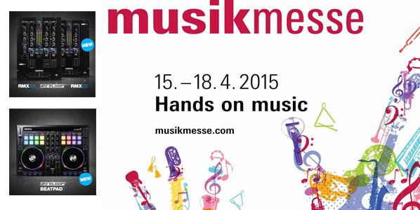 Musikmesse 2015 現地レポート【0】