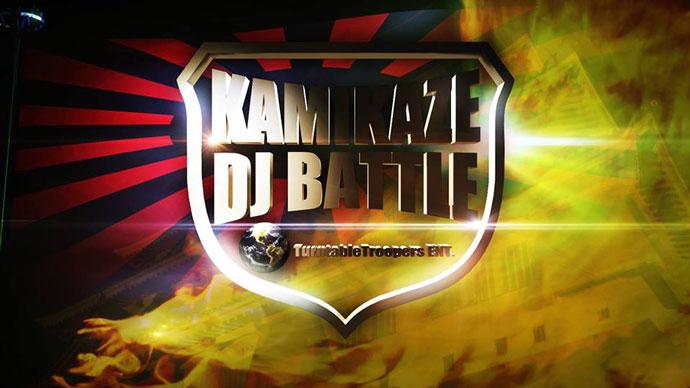 【DJバトル観戦記】KAMIKAZE DJ BATTLE 2015