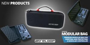Reloop 新製品「Premium Modular Bag」発売のお知らせ