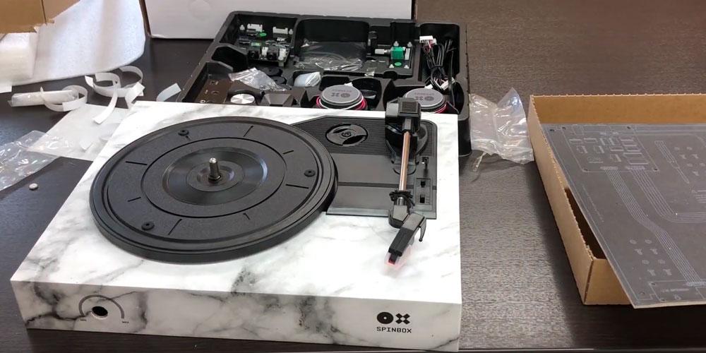 【DJ連載-番外編-】SPINBOXを自称プラモデル得意なヤツが組み立てたら下手すぎワロタ