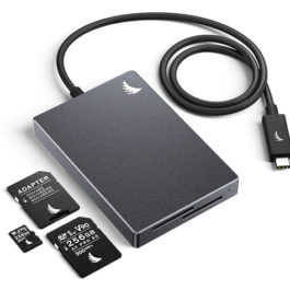 SD Dual Card Reader