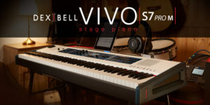 Dexibell VIVO S7 Pro M発売のご案内