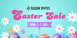 Sugar Bytesイースターセール2021