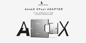 【新製品】Angelbird 「AtomX CFast Adapter」発売のご案内