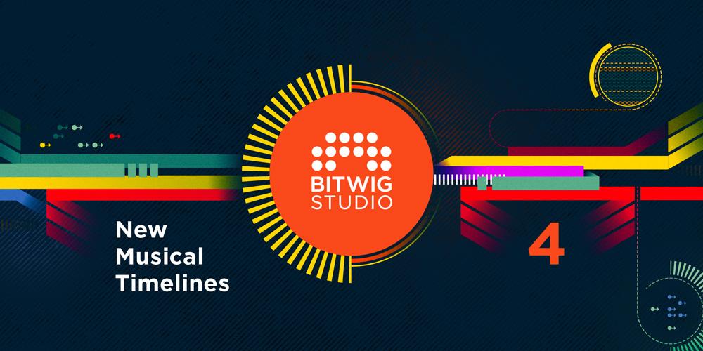 Bitwig Studio 4 – メディアキット
