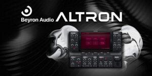 【新製品】Beyron Audio「ALTRON」発売のご案内