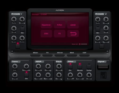 Beyron Audio ALTRON