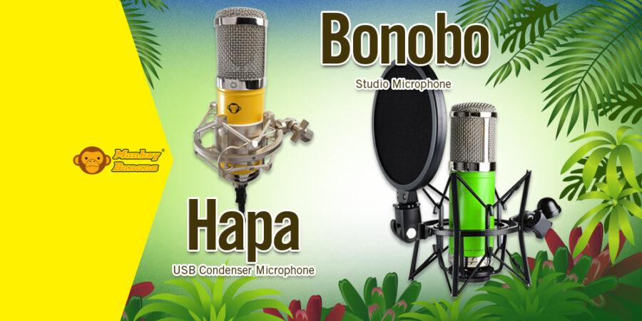 "Monkey Banana ""Hapa""&""Bonobo""メディアキット"