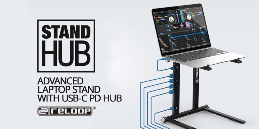 Reloop Stand Hub メディアキット